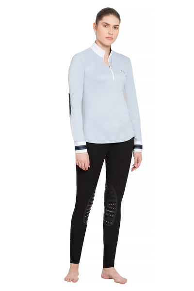 Equine Couture Ladies Penelope Long Sleeve Show Shirt_7