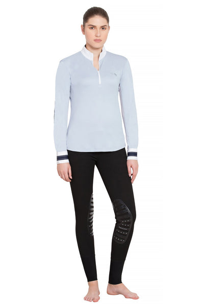 Equine Couture Ladies Penelope Long Sleeve Show Shirt_8