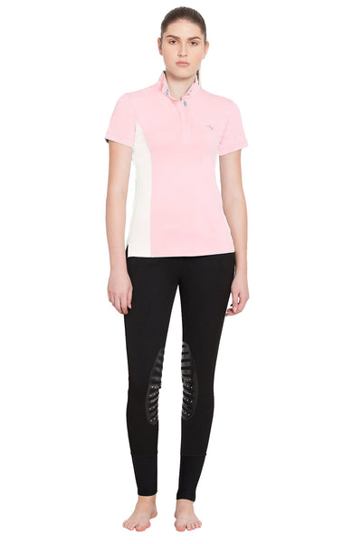 Equine Couture Ladies Cara Short Sleeve Show Shirt_9