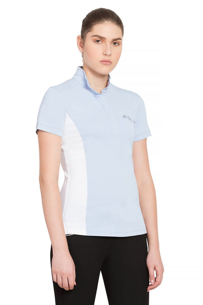 Equine Couture Ladies Cara Short Sleeve Show Shirt_12