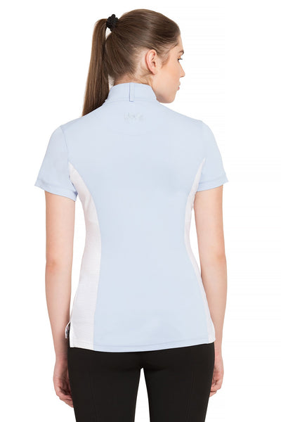Equine Couture Ladies Cara Short Sleeve Show Shirt_13