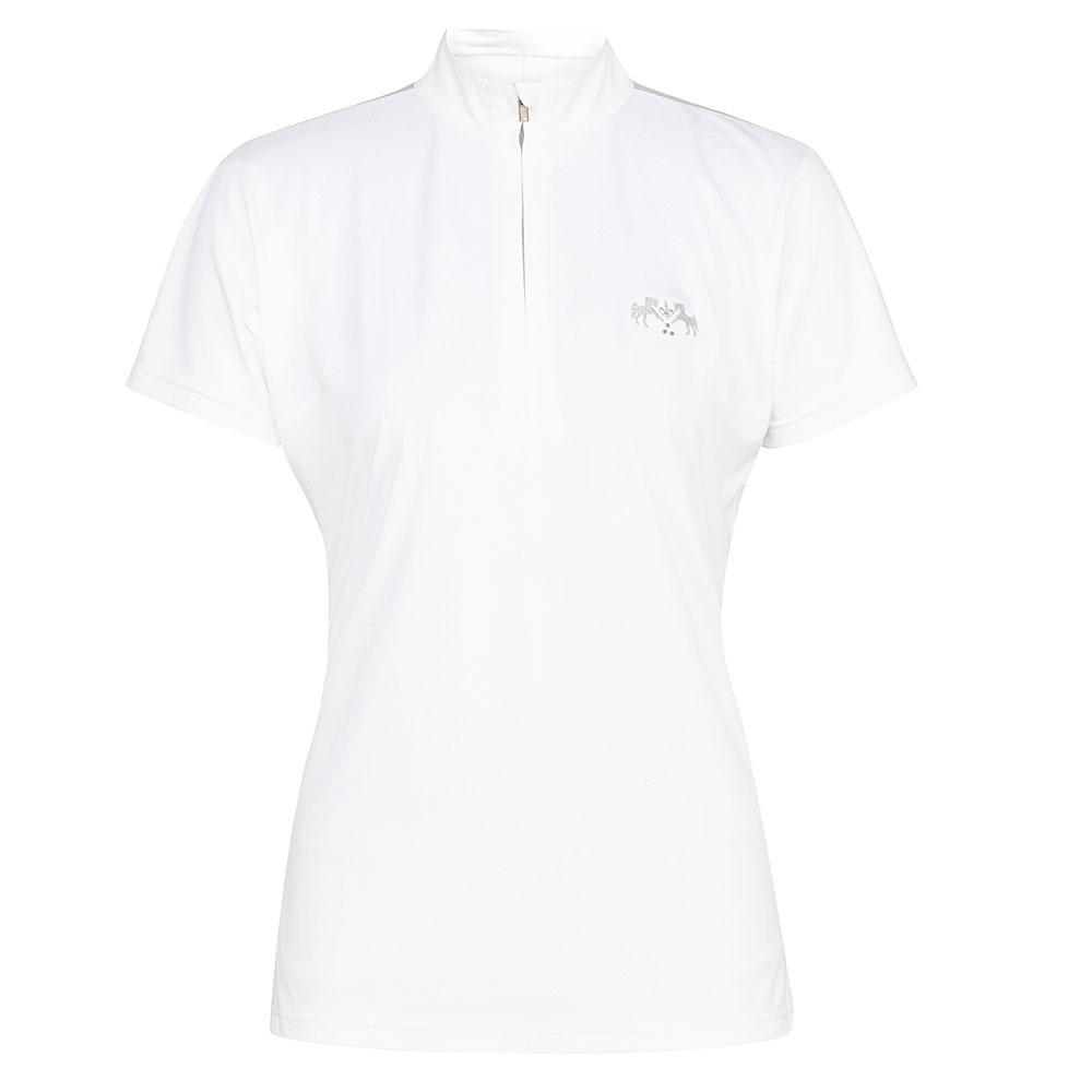 Equine Couture Ladies Giana EquiCool Short Sleeve Show Shirt_1