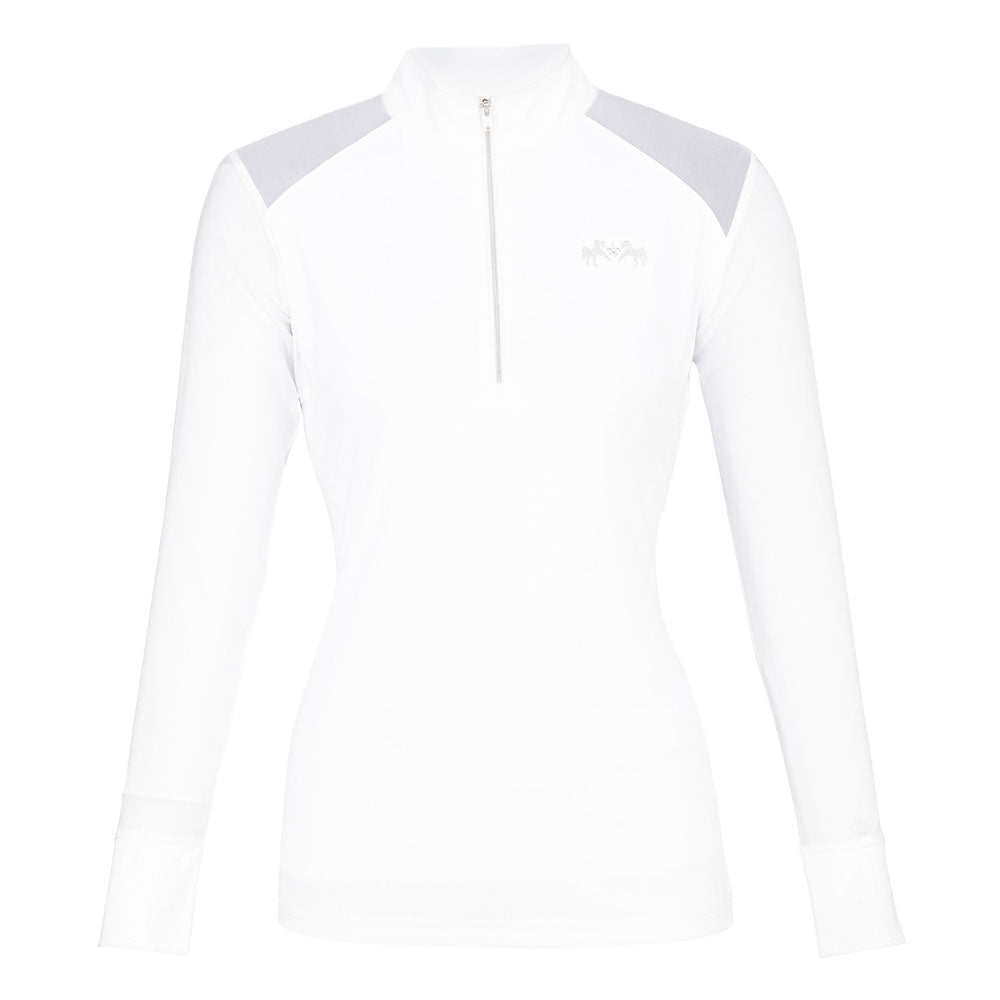 Equine Couture Ladies Erna EquiCool Long Sleeve Sport Shirt_1