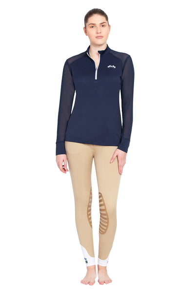 Equine Couture Ladies Erna EquiCool Long Sleeve Sport Shirt_11