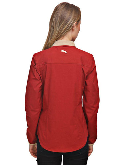 JUMP USA Roma Ladies Long Sleeve Regular Fit T-Shirt_4