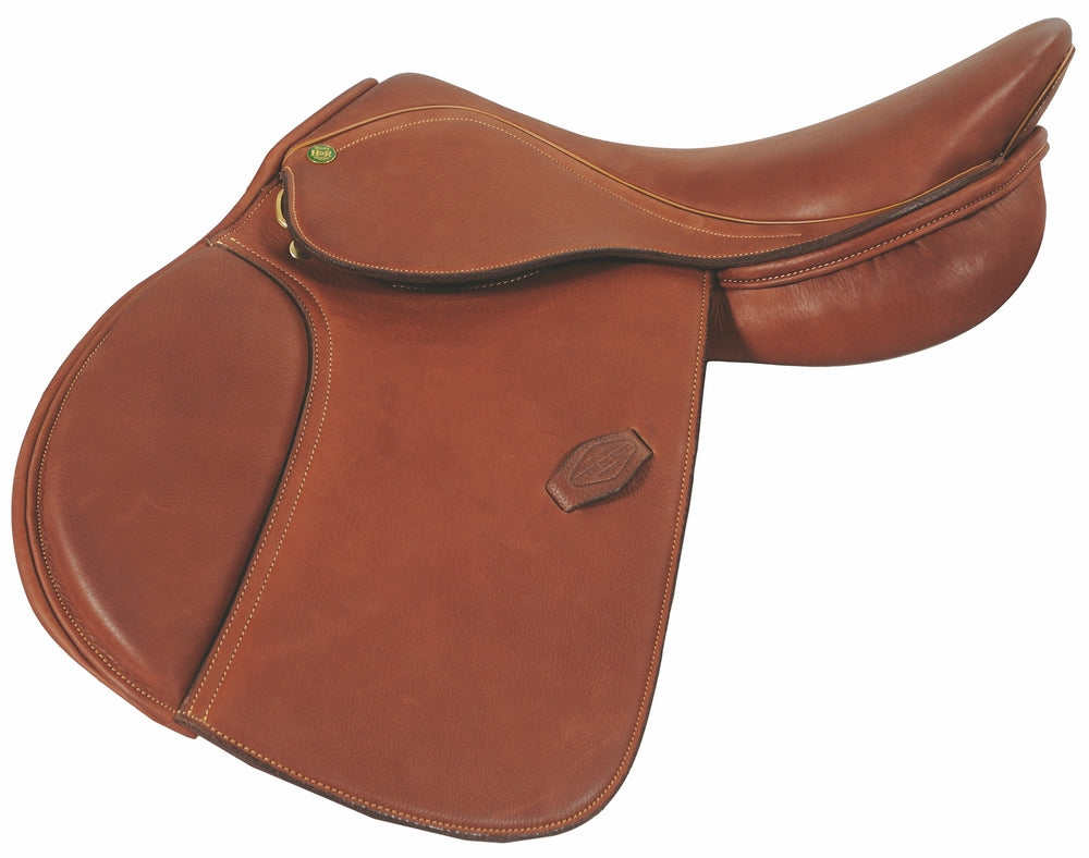 Henri de Rivel Pro Pony Covered Close Contact Saddle_1