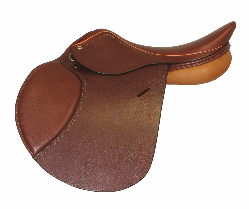 Advantage Close Contact Saddle - Henri de Rivel - Breeches.com