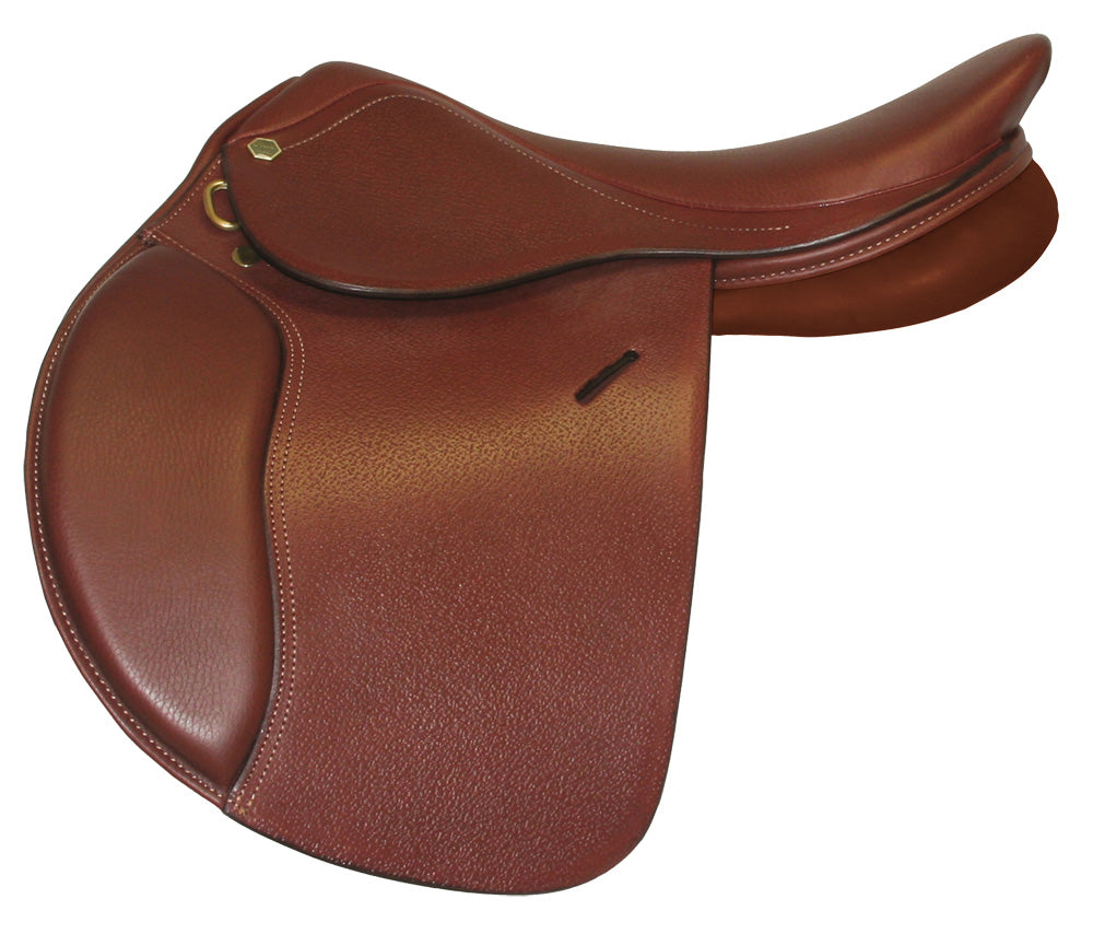 Club Close Contact Saddle - Henri de Rivel - Breeches.com