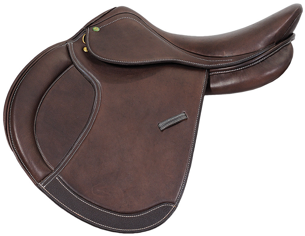 Henri de Rivel Covered Pro Concept Close Contact Saddle_1