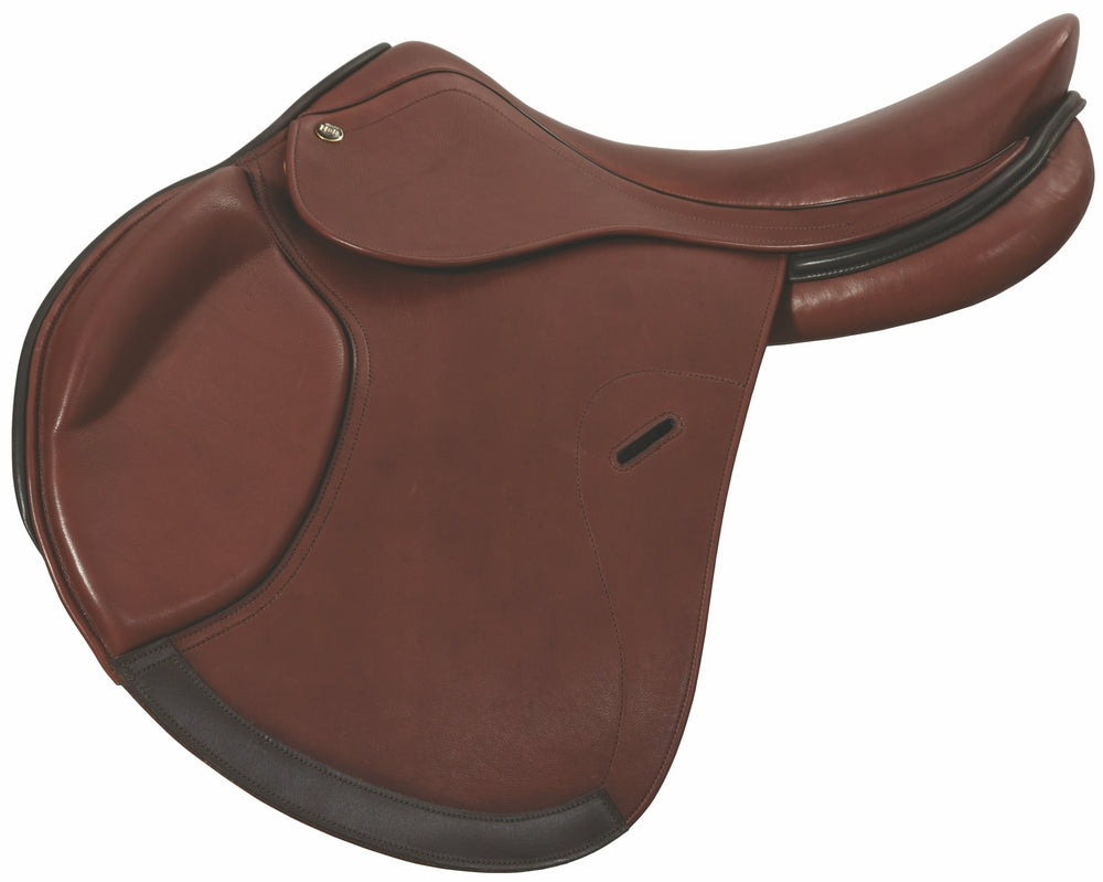 Henri de Rivel Minimus Covered Close Contact Saddle_1