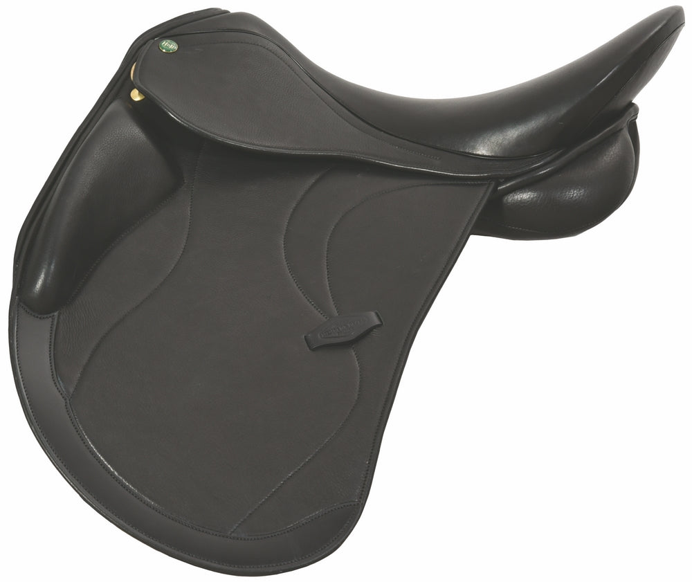 Henri de Rivel Ventura Covered Dressage Saddle - Flocked_1