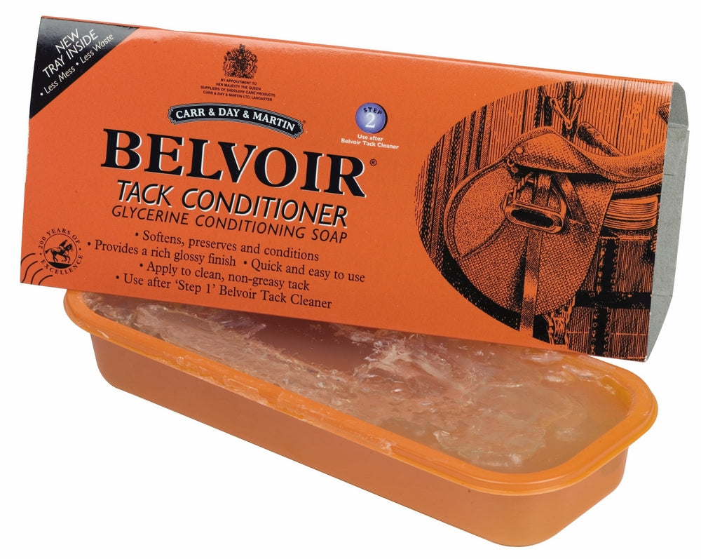 Belvoir Tack Conditioner Tray 250G - Carr & Day & Martin - Breeches.com