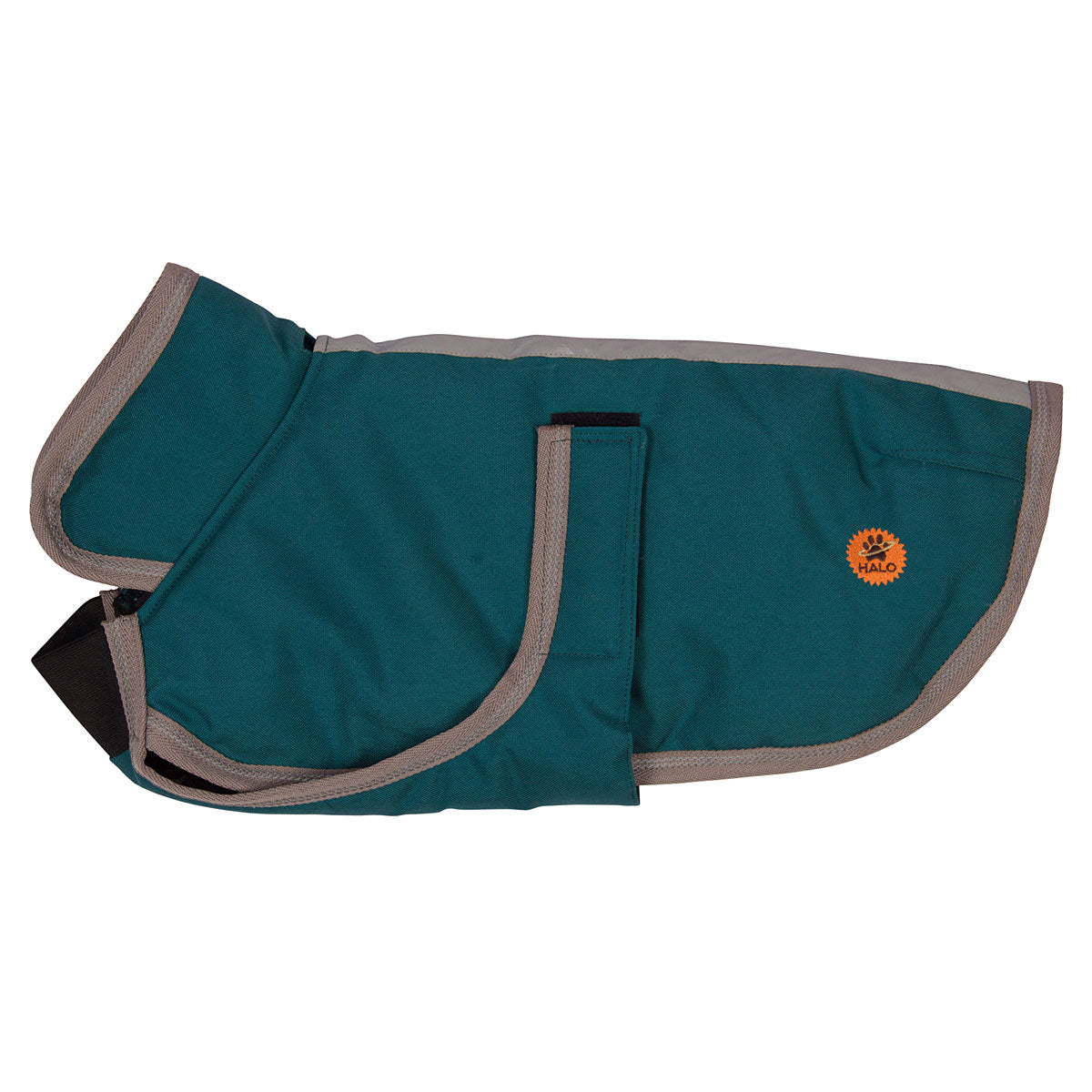 Halo Major Dog Coat with Collar_1