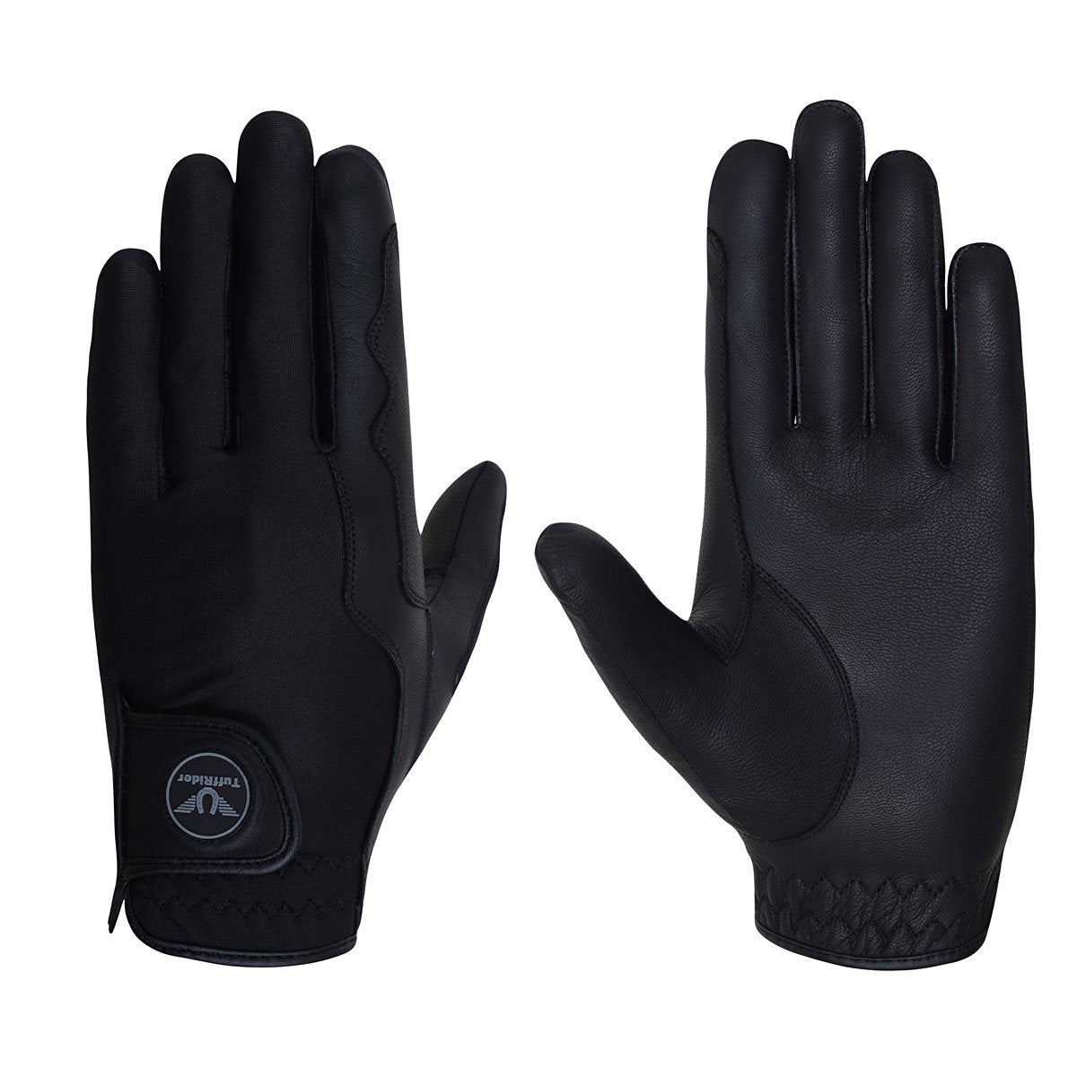 TuffRider Stretch n Grip Riding Gloves_1