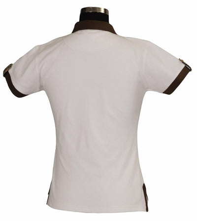 Baker Ladies Classic Short Sleeve Polo_2