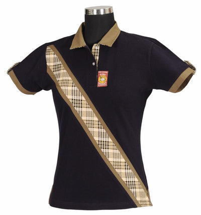 Baker Ladies Classic Short Sleeve Polo_3