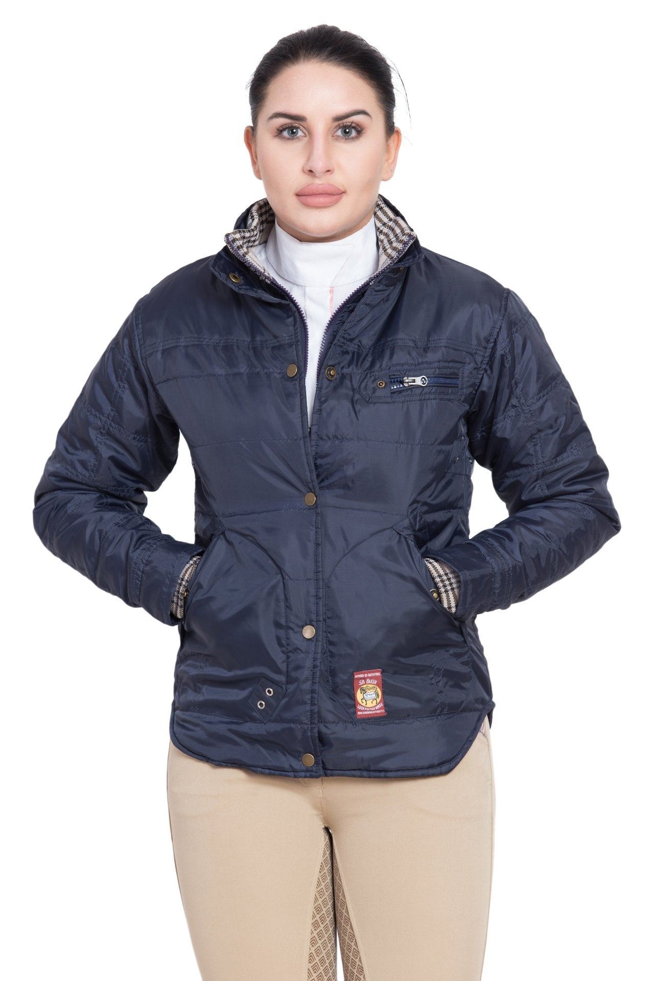 Baker Ladies Classic Jacket_1