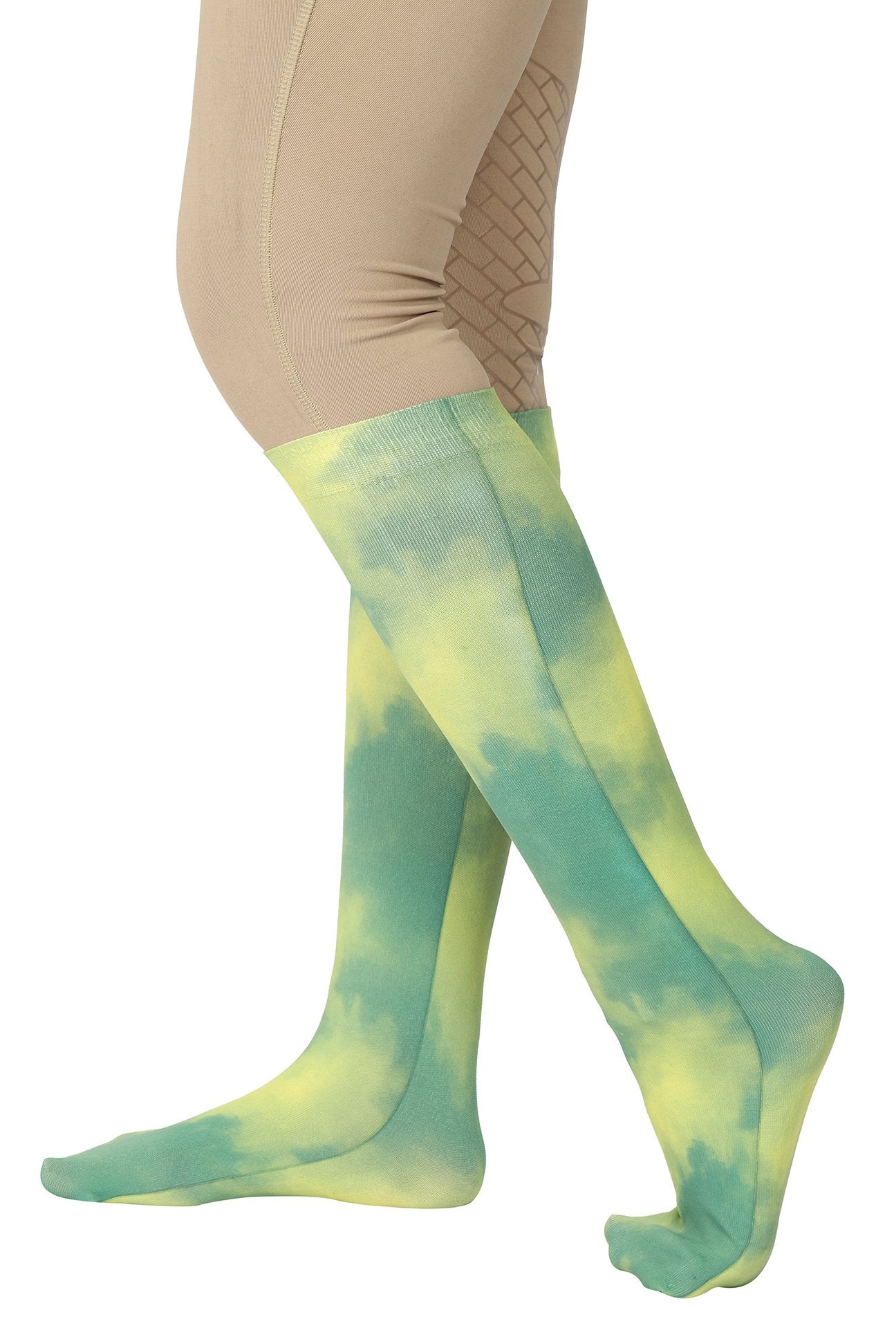 TUFFRIDER COTTON FEEL TIE DYE BOOT SOCKS	_1