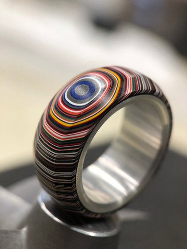 Fordite / Super Magnesium Showstopper