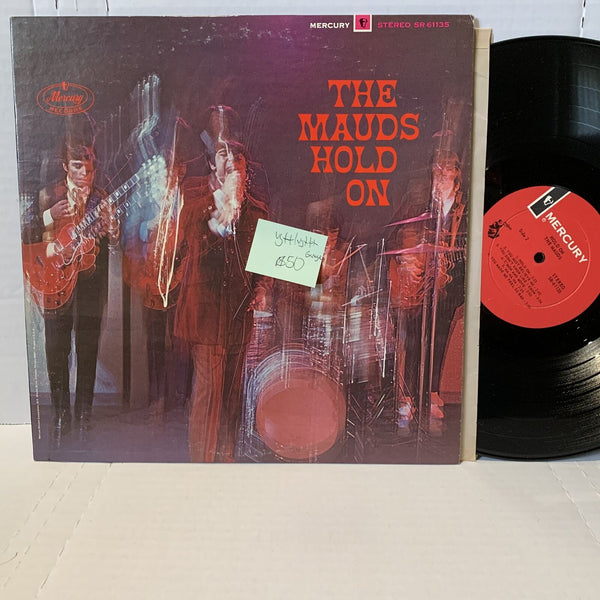 The Mauds Hold On- Mercury SR 61135 VG++/VG++ Garage Rock Record LP