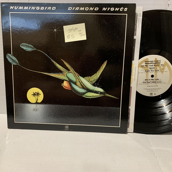 Hummingbird Diamond Nights- A&M SP 4667 VG+/VG++ Soul Jazz Record LP 1977