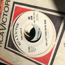 Hank Locklin- Best Part Of Loving You/Last Thing On My- RCA 47-8928 EX PROMO