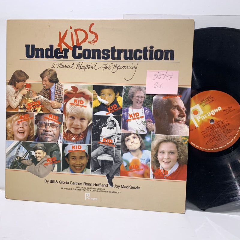 Kids Under Construction Musical Blueprint For becoming Paragon 3306