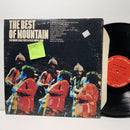 Mountain The Best Of Columbia Windfall 32079 VG+/VG Rock
