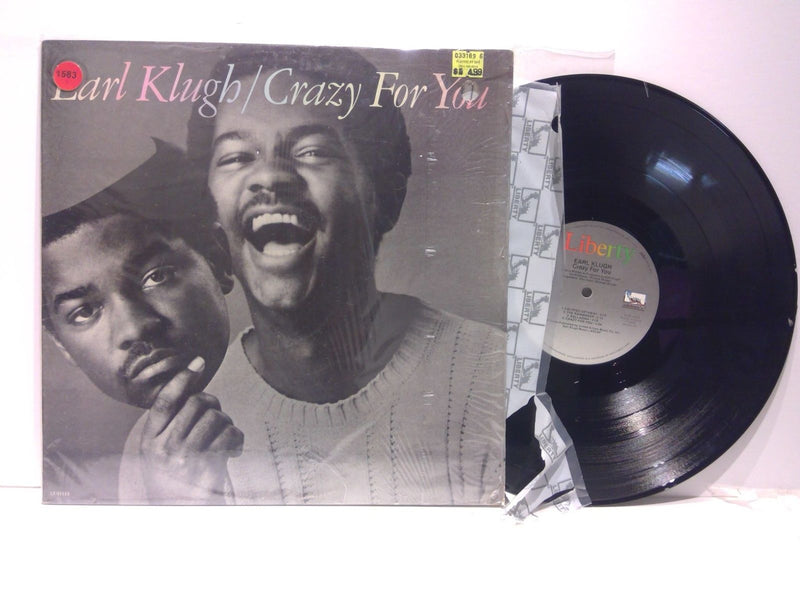Earl Klugh- Crazy For You- Liberty 51113- EX/VG+ Smooth Jazz