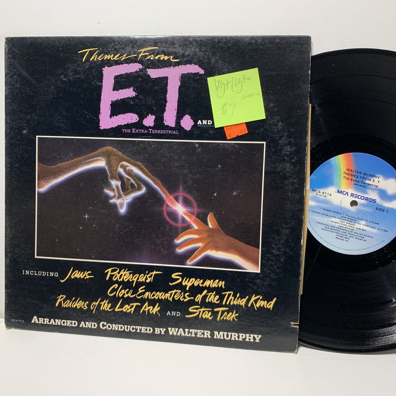 Themes From ET Walter Murphy MCA 6114 Soundtrack VG+/VG+-