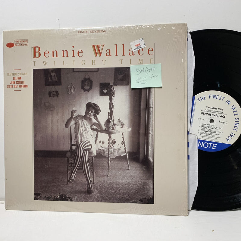 Bennie Wallace Twilight Time- Blue Note 85107 VG++/VG++ Jazz LP