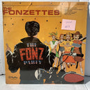 The Fonzettes Fonz Party Bee Bee 1001 SEALED Rock Novelty Vinyl Record LP