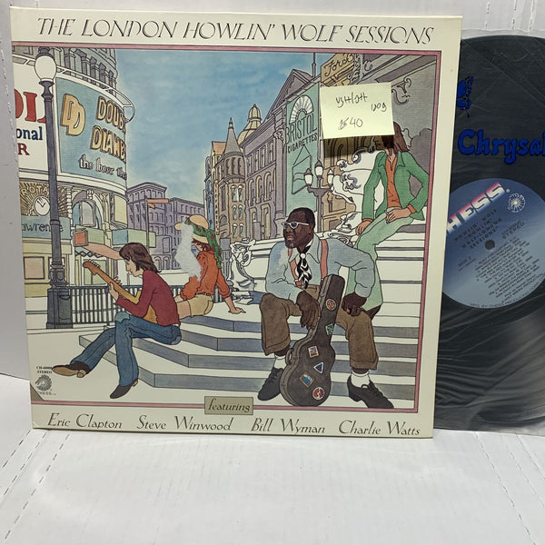 Howlin Wolf London Sessions Chess 60008 VG++/VG++ 180g Press Blues