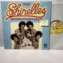 The Shirelles 16 Greatest Hits- Trip 16 32 VG+/VG++ Soul Comp Record LP