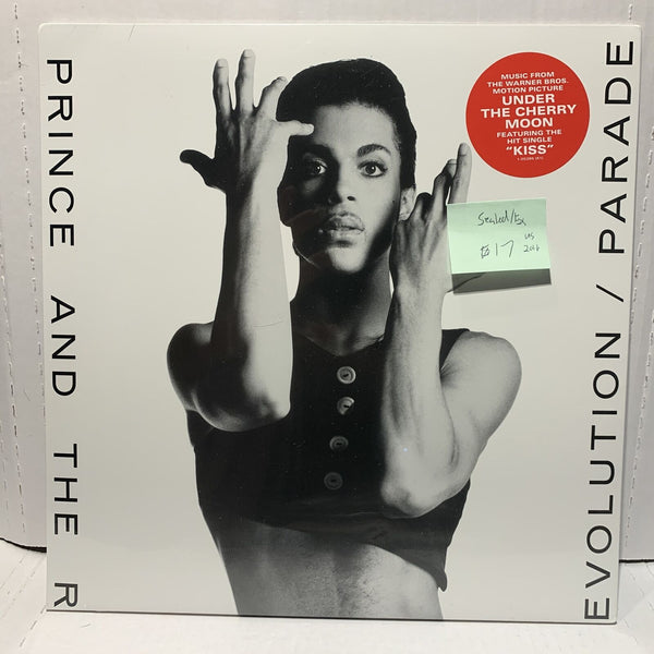 Prince Revolution Parade Sealed EX sleeve US Press 2016