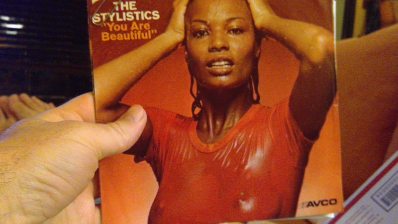 Stylistics- You Are Beautiful/Michael Or Me- AVCO 4664 w/pic sleeve EX+