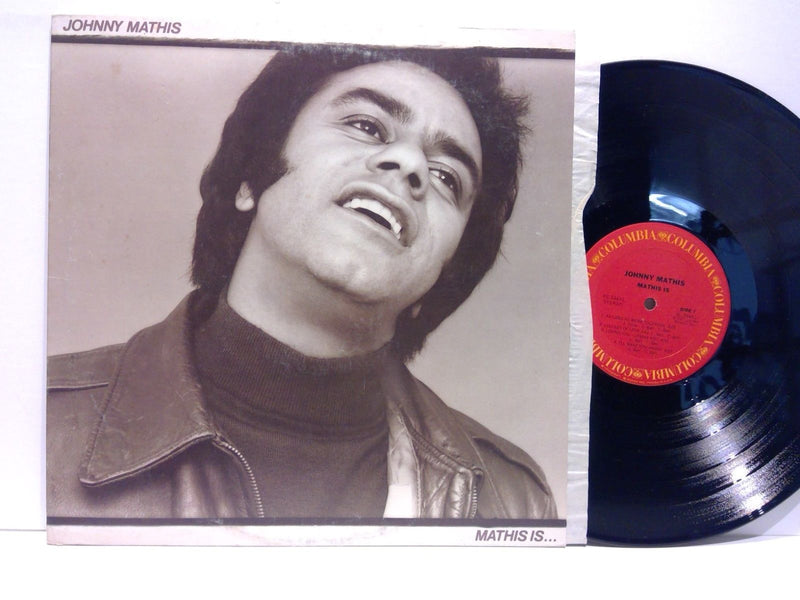Johnny Mathis- Mathis Is- Columbia PC 34441- VG+/VG+- Soul