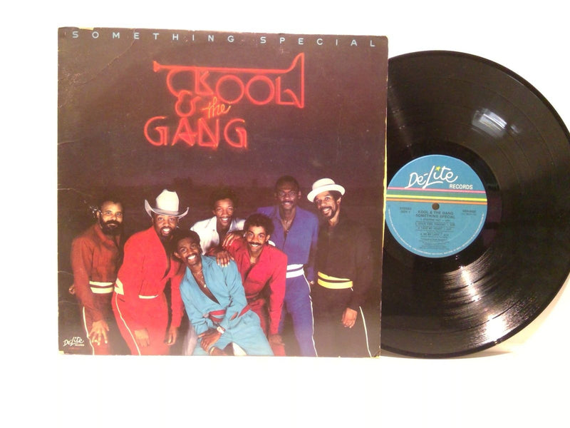 Kool & The Gang- Something Special- De-Lite 8502 53- VG+/VG Disco Soul