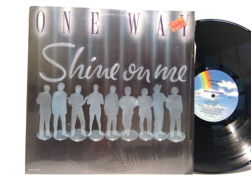 One Way- Shine ON Me- MCA 5428- EX/EX- Disco Funk