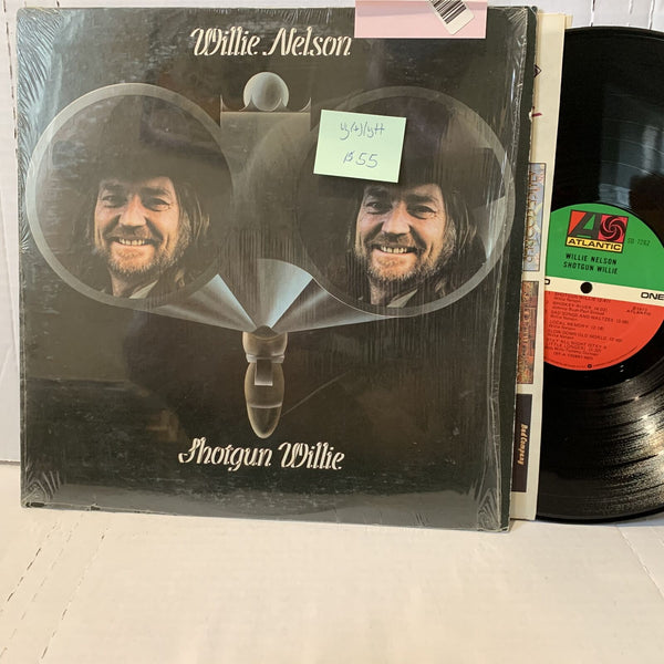 Willie Nelson Shotgun Willie- Atlantic SD 7262 MO VG(+)/VG++ Country Record