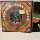 Sam & Dave The Best Of- Atlantic SD 8218 PR VG+/VG+ Soul Record LP Comp
