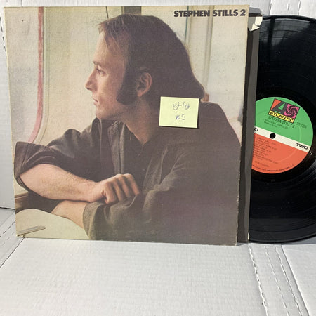 Stephen Stills 2 Atlantic SD 7206 RI VG+-/VG+ Folk Rock Vinyl Record LP 1st