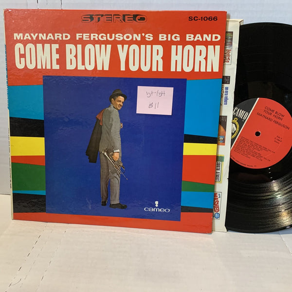 Maynard Ferguson's Big Band Come Blow Your Horn- Cameo 1066 VG+-/VG++ LP