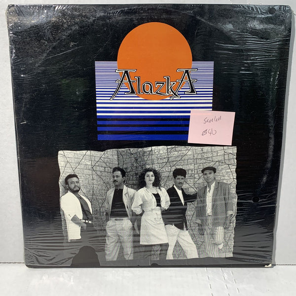 Alazka Banda Alazka Rodven Latin Rock Vinyl Record SEALED