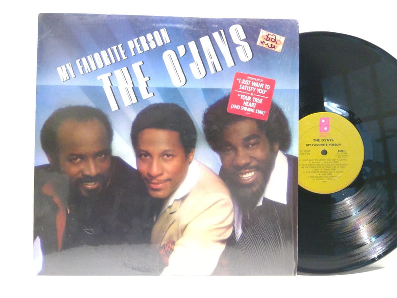 THe O'Jays- My Favorite Person- Philadelphia Intl 37999- EX/EX Disco Funk