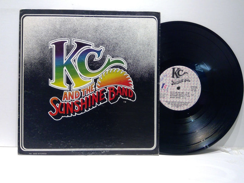 KC & The Sunshine Band- TK Records 603- VG+/VG(+) WOL- Disco Funk