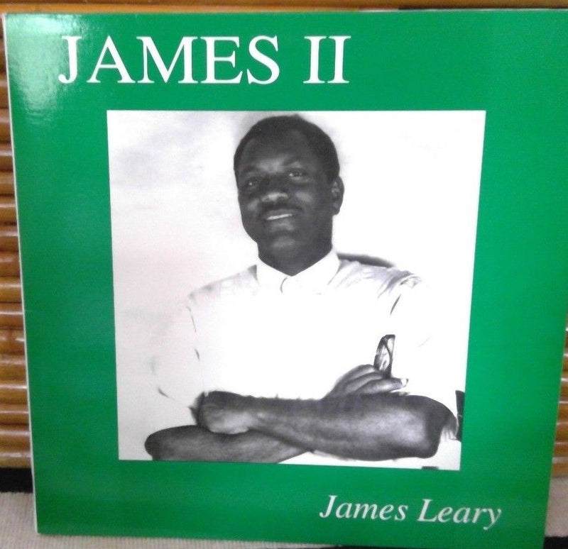 James Leary- James II- Vital VTL 005- EX++/NM- Audiophile Contemporary Jazz 1992