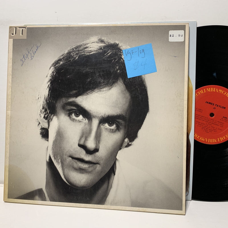 James Taylor JT- Columbia 34811 VG+-/VG Folk Rock LP