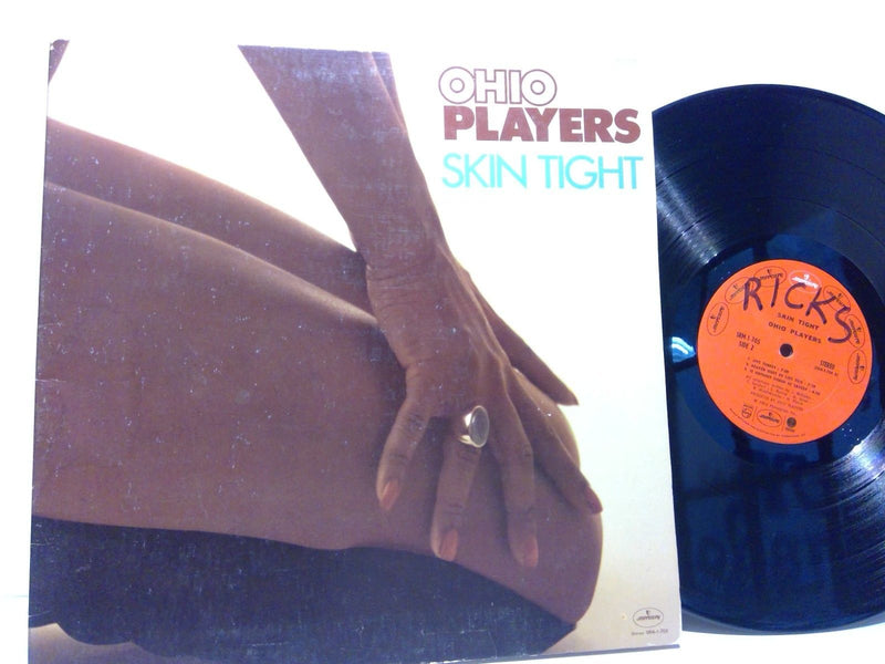 The Ohio Players- Skin Tight- Mercury SRM 1 705- VG/VG- WOL Soul Funk