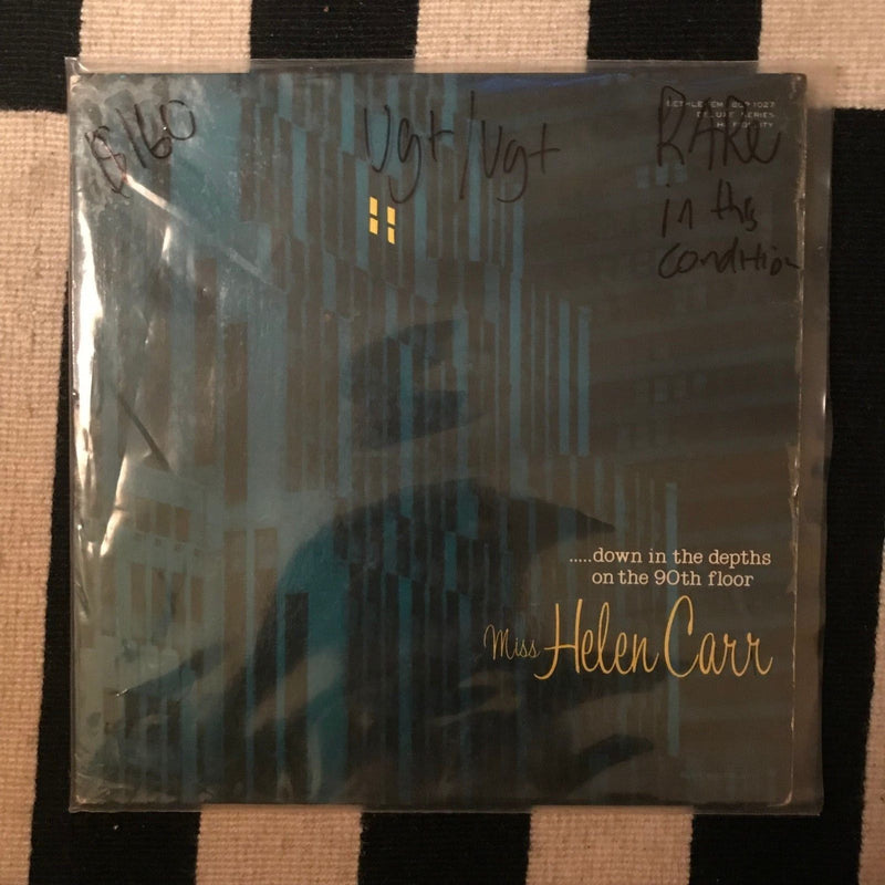 Helen Carr - ...Down In The Depths On The 90th Floor -Bethlehem Records BCP-1027
